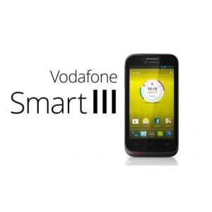 Vodafone Smart 3 (V975, VF975) Factory Unlock Code