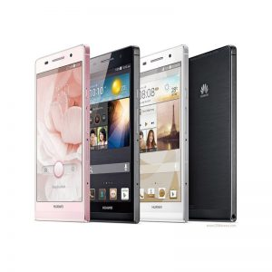 Unlock Huawei Ascend P6