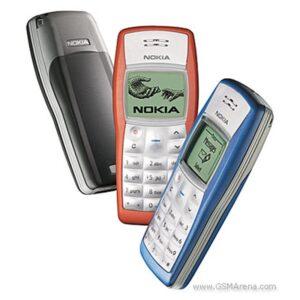 Unlock Nokia 1100