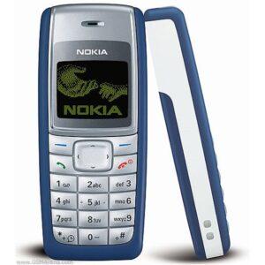 Unlock Nokia 1110
