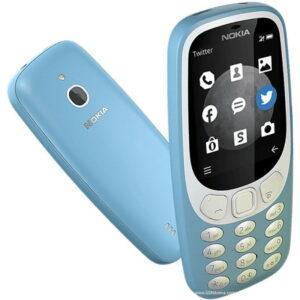 Unlock Nokia 3310 3G